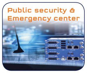KVM Extender over IP for Emergency Center